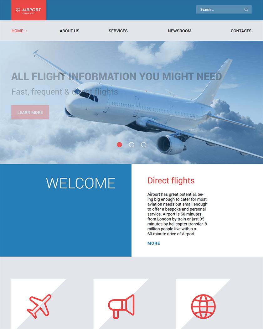Airfares Theme