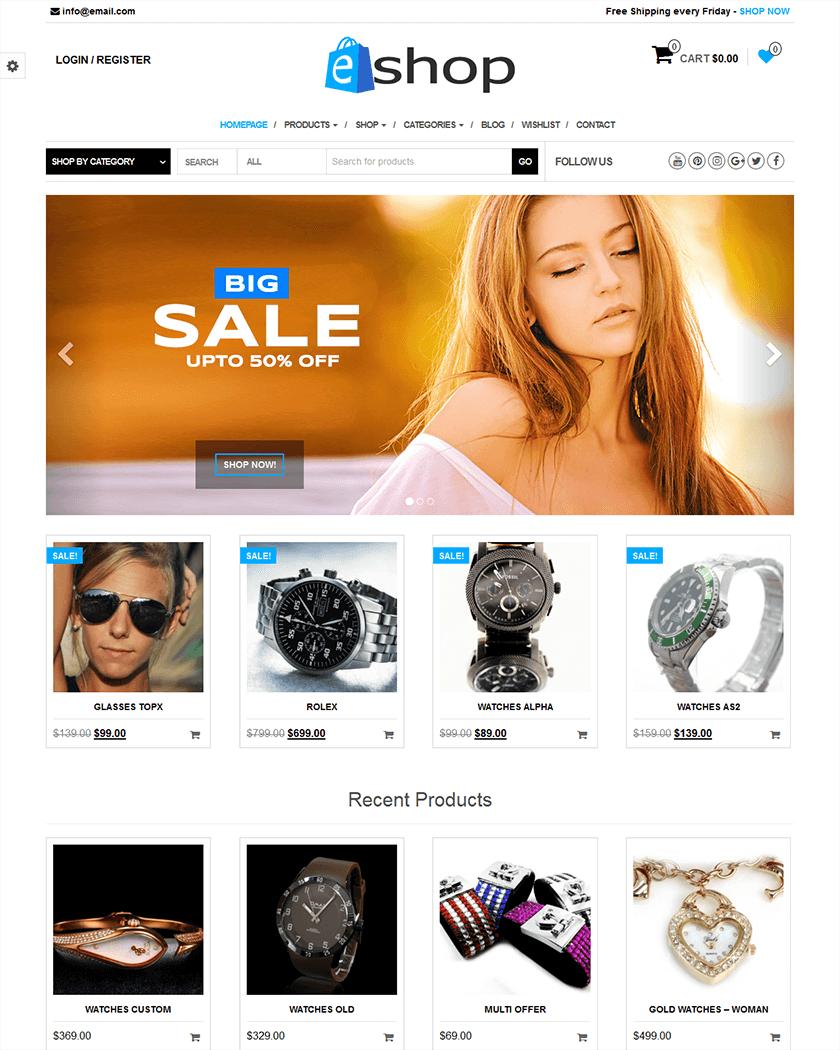 E-Shop Theme
