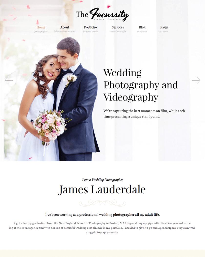 20+ Best WordPress Photography Themes