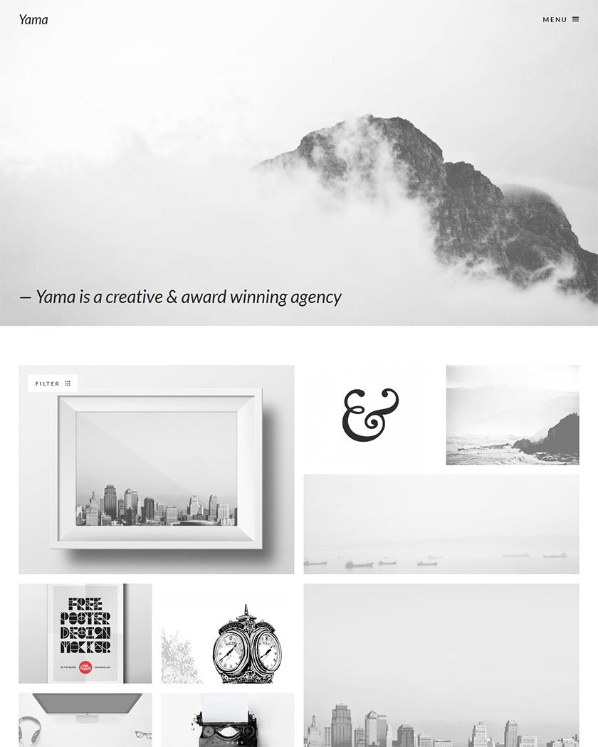 20+ Best Typography WordPress Themes